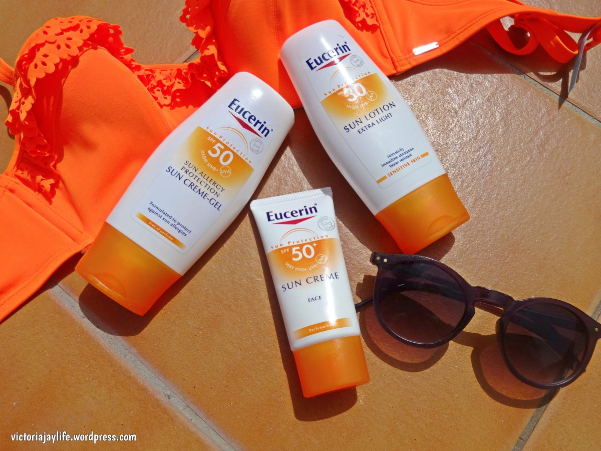 Eucerin Sun Care - a sensitive skin dream come true?