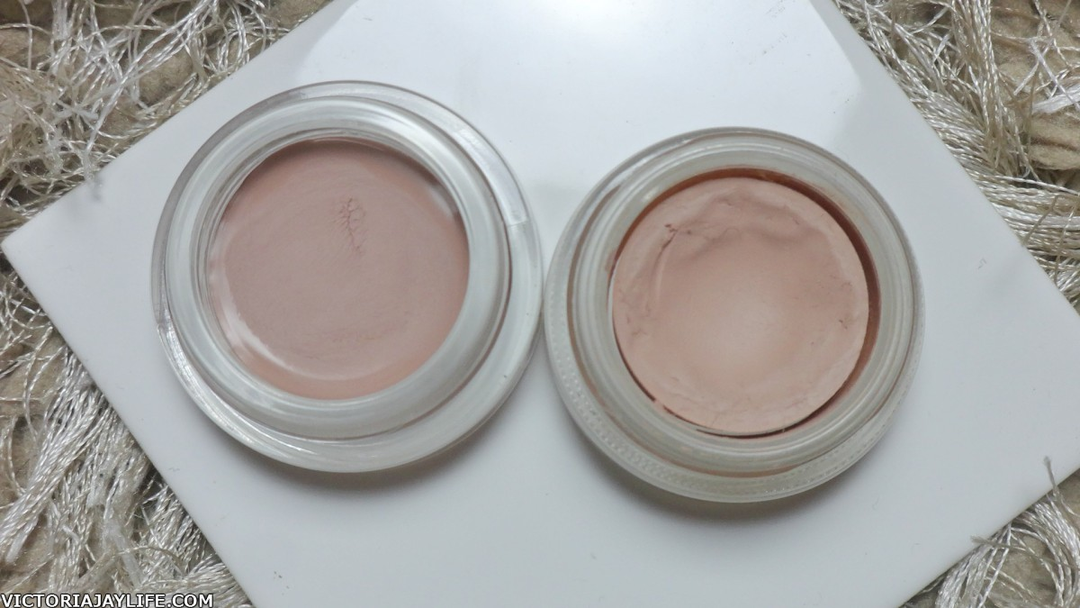 Is it really a dupe? Mac Painterly Paint Pot vs Maybelline Creme De Rose Color Tattoo